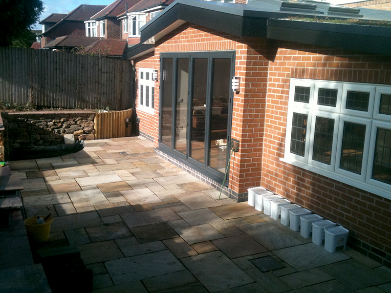 Home Extension West Bridgford Notts