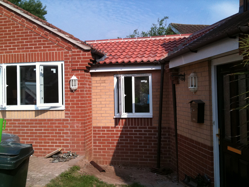 Garage Conversion Carlton Nottingham