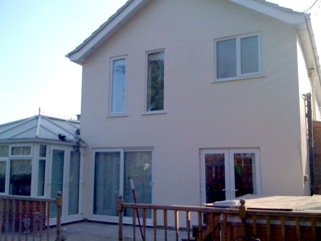 Home Extension in Carlton Nottingham