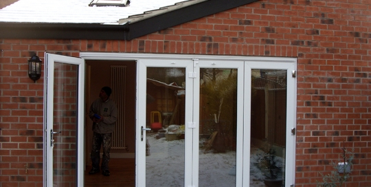 Home Extension in Mapperley Nottingham