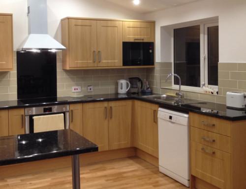 Kitchen Extension Beeston Nottingham
